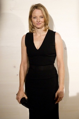 JODIE FOSTER Co-Chair at MoMA's 2010 Film Benefit