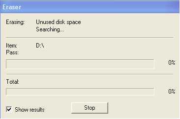 eliminar archivos definitivamente de tu disco duro