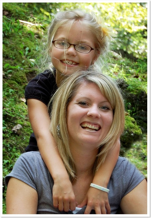 Kaylee and Mom