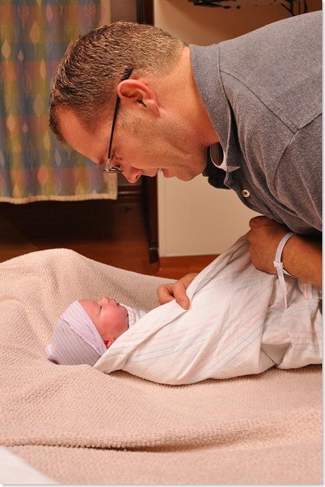 Adyson and Daddy
