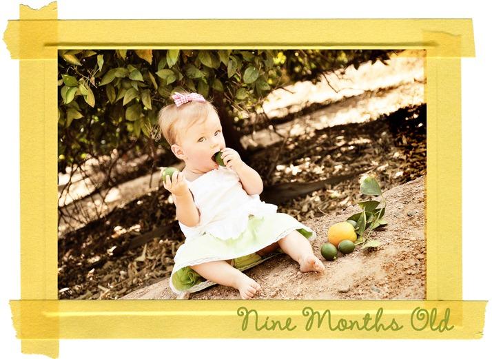 Ady 9 months old