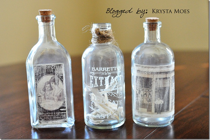 Bottles - 1 edit
