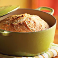 Rosemary-Lemon No-Knead Bread