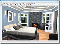Create a new look with advanced interior-design tools