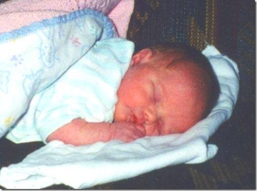 Maddison Anne Sanders 1997