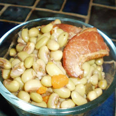 Traditional Basic Black Eyed Peas