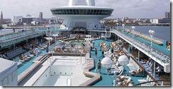 cubierta crucero