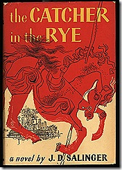 Original 1951 cover of the late J.D. Salinger's classic The Catcher in the Rye