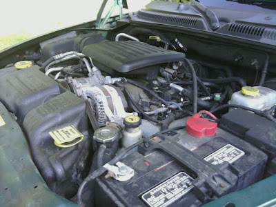 p0135 code dodge dakota