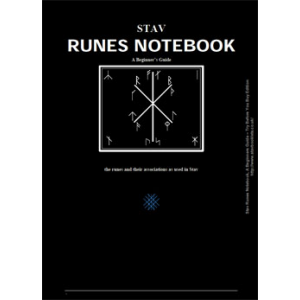 Stav Runes Notebook A Beginners Guide Cover