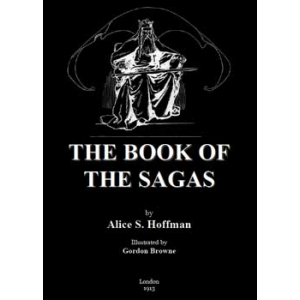 The Book Of The Sagas Cover