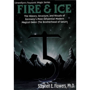 Fire And Ice Magical Order The Brotherhood Of Saturn Cover
