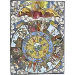 The Zodiac And The Tarot Cover