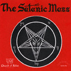 Supposed Origin Of Religious Satanism Cover