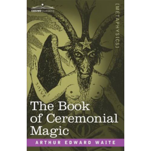 The Book Of Ceremonial Magic Cover