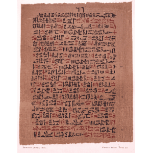 A Greek Papyrus Containing Babylonian Lunar Theory Cover