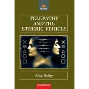 Telepathy And The Etheric Vehicle Cover