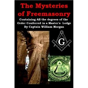 The Mysteries Of Freemasonry Cover