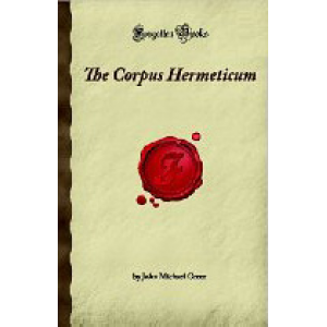 The Corpus Hermeticum Cover