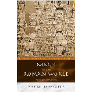 Magic In The Roman World Cover