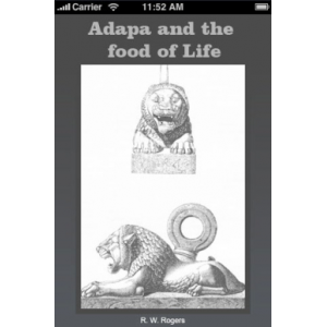 Adapa And The Food Of Life Cover