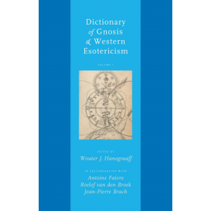 Dictionary Of Gnosis And Western Esotericism Cover