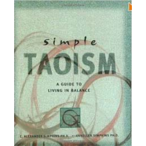 Simple Taoism A Guide To Living In Balance Cover