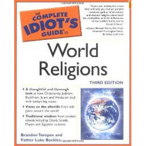 The Complete Idiot Guide To World Religions Cover