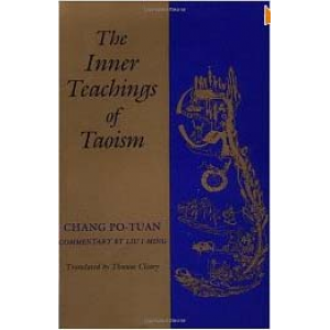 The Inner Teachings Of Taoism Cover