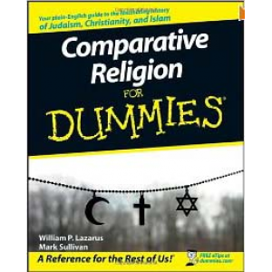 Comparative Religion For Dummies Cover
