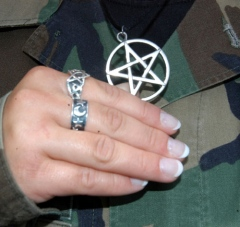 Pagans Resist Keeping The Faith To Themselves Cover