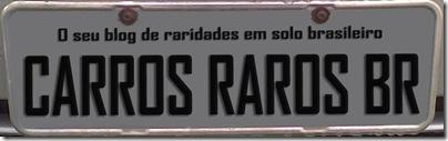 Logo Carros Raros BR