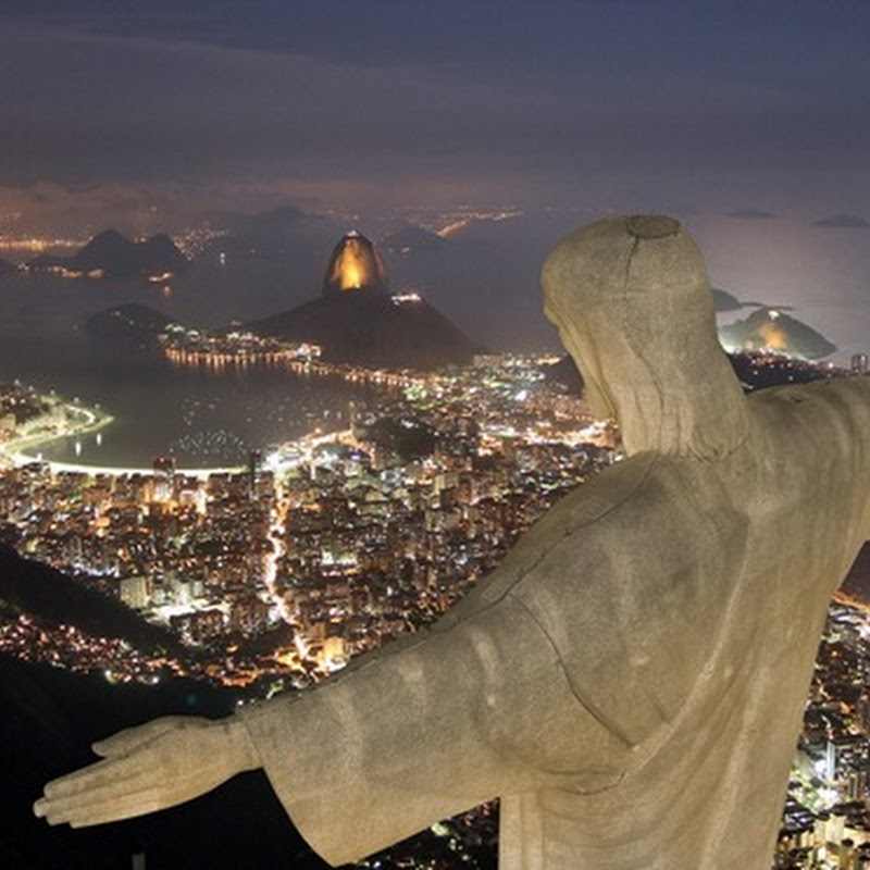 Como foi construdo o cristo redentor