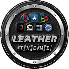Leather GO APEX NOVA ADW Theme