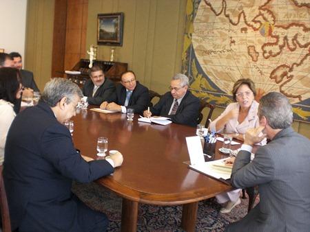 Governadora com os ministros Antonio Aguiar Patriota e Garibaldi Filho (2)