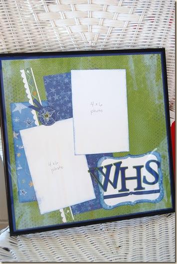 Woodgrove High School display