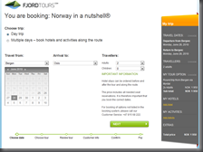 Norge i et nøtteskall®