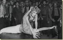 Dietrich and cat fight