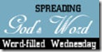 wordfilled Wednesdaytag