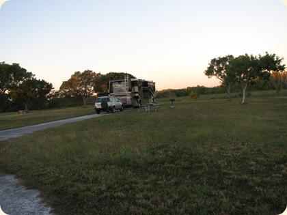 Everglades NP Campsite 010