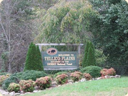 Arrival at Tellico Plains KOA 014