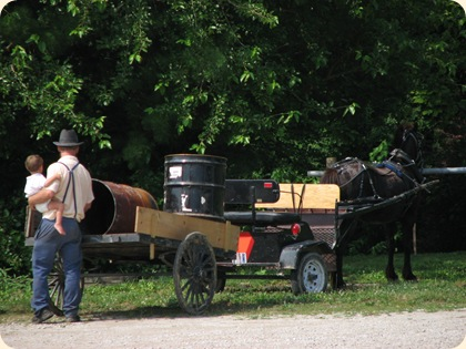 Montgomery  IN -  Amish 006