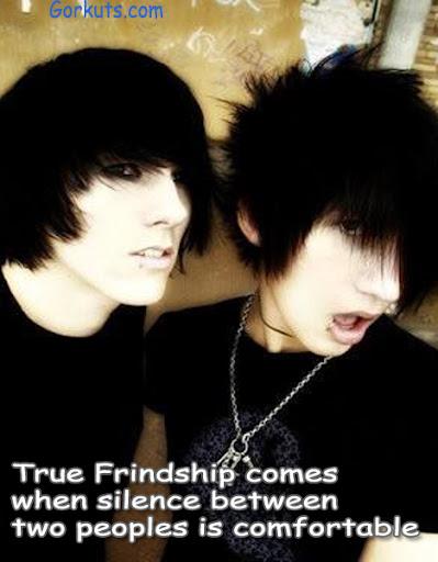 emo friendship scrap