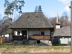 Casa de olar din satul Olari (cu biserica din Dretea)_mic