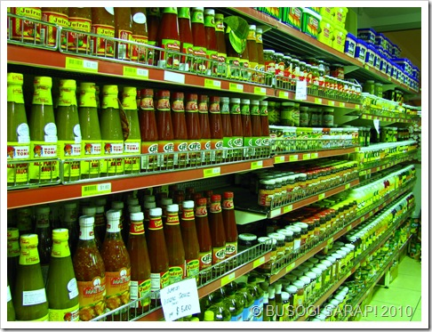 BEST FRIENDS SAUCES & PRESERVES SECTION© BUSOG! SARAP! 2010