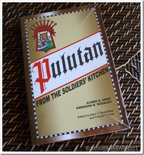 PULUTAN COOKBOOK© BUSOG! SARAP! 2011