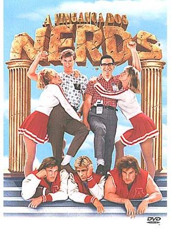 a vingança dos nerds