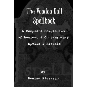 The Voodoo Doll Spellbook Cover