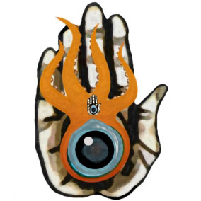 Use A Voodoo Doll With An Evil Eye Bead To Repel Evil And Negativity Cover