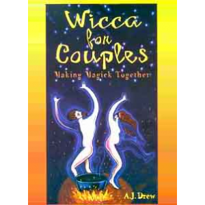 Wicca For Couples Making Magick Together Cover